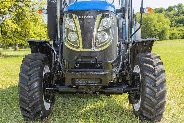 lovol tb504c traktor mit kabine. Black Bedroom Furniture Sets. Home Design Ideas