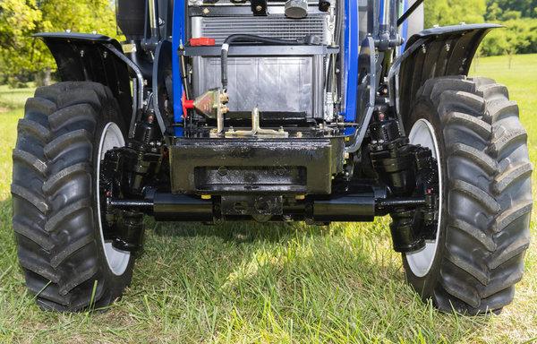 lovol tb504r traktor mit frontlader inkl schaufel. Black Bedroom Furniture Sets. Home Design Ideas